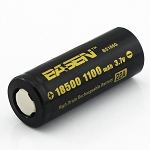Basen 18500 High-Drain Flat-Top Battery