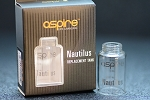 GENUINE Aspire Nautilus Replacement Pyrex Glass