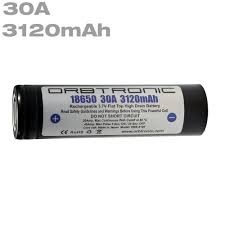 Orbtronic 30A-40A 18650