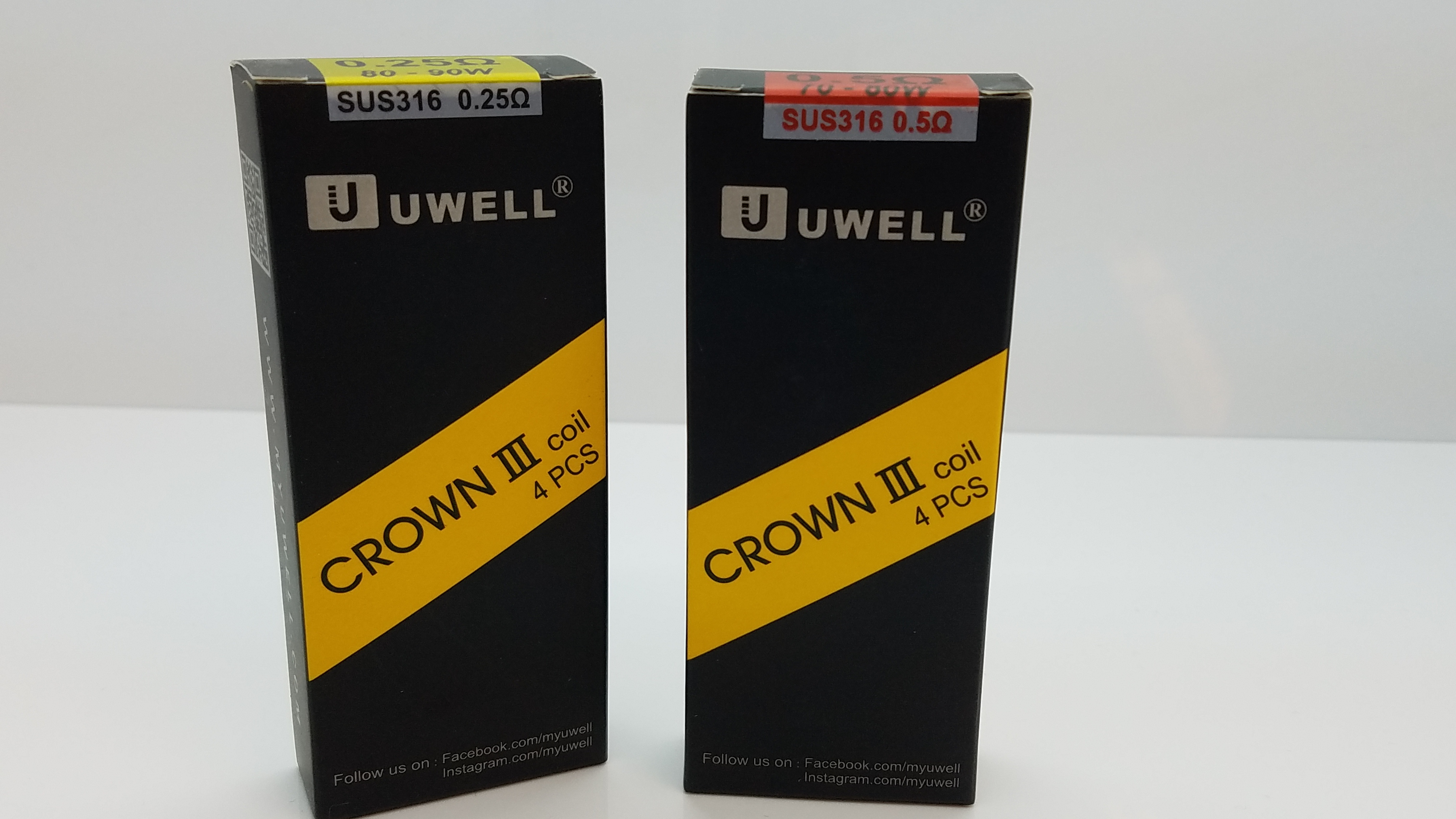 Uwell-Crown III-Coils