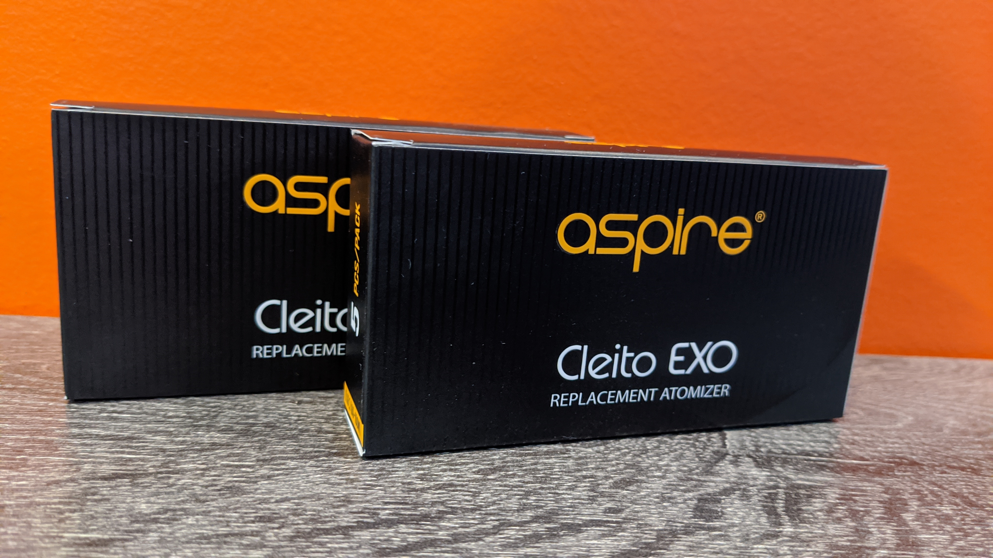 Aspire Cleito Exo Coil Pack