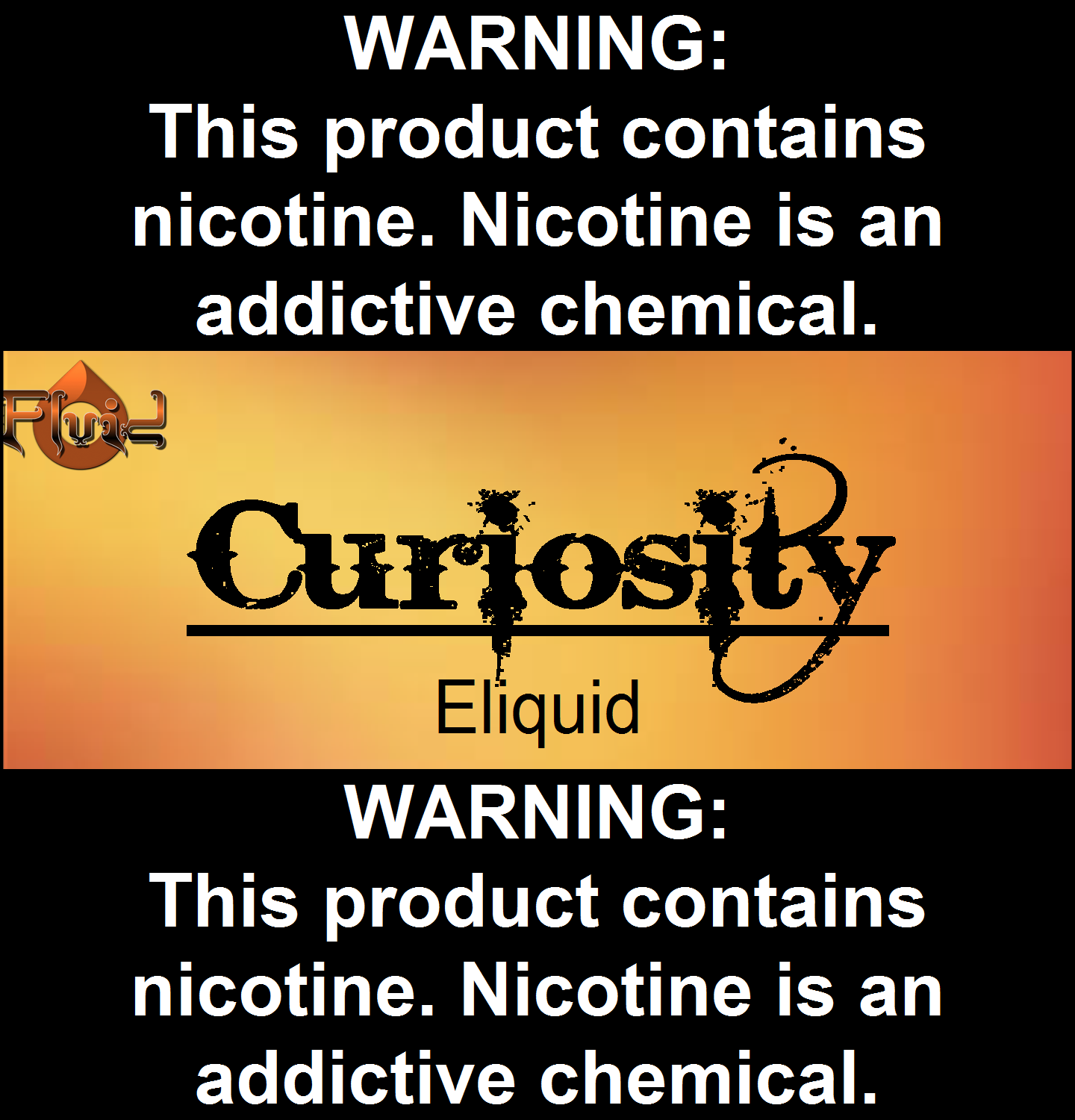 Curiosity Eliquid