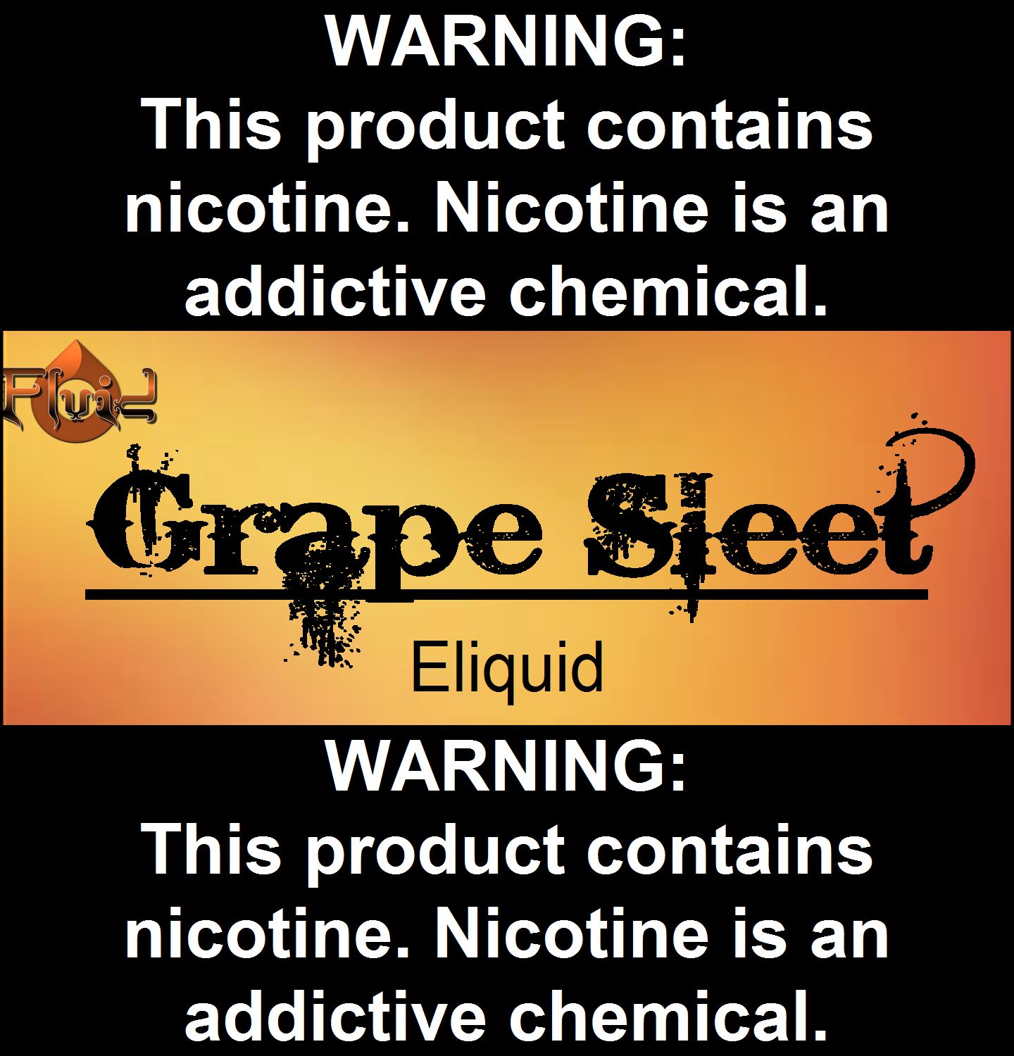 Grape Sleet Eliquid