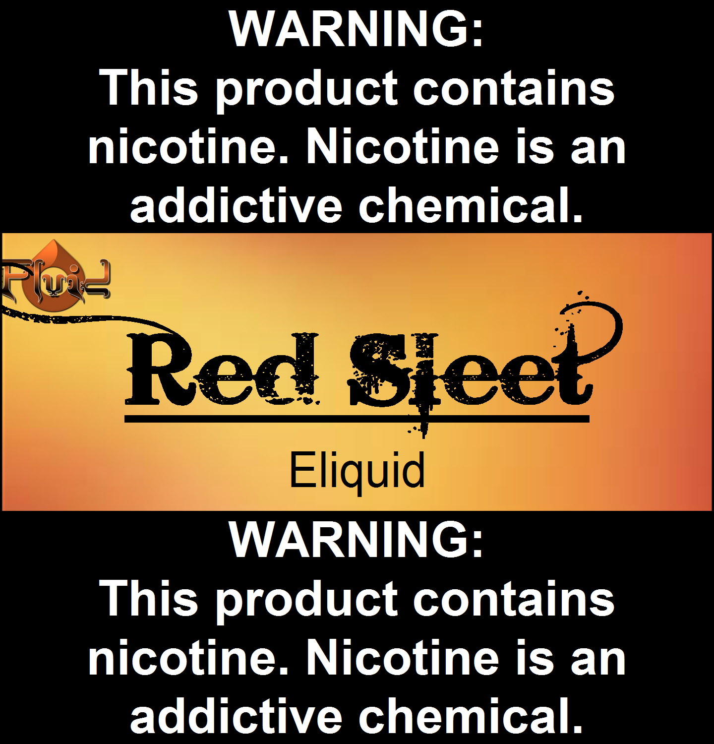 Red Sleet Eliquid