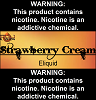 Strawberry Cream Eliquid