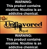 Unflavored Eliquid