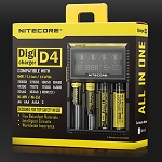 Sysmax Nitecore D4 Intellicharger