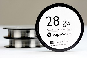 VapoWire Kanthal Resistance Wire (Round)
